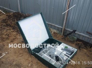 станция очистки БиоДека