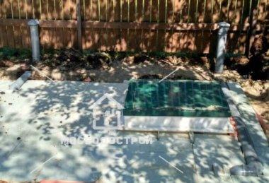 Монтаж погреба в наших работах