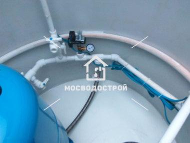 Обустройство скважины + канализация