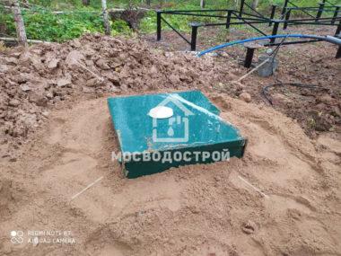 Автономная канализация для частного дома в Пушкино