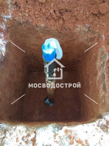 бурение скважин в Москве