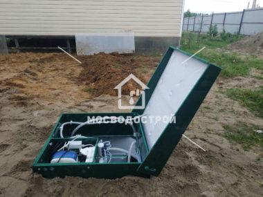 Монтаж автономной канализации в Пушкино под ключ