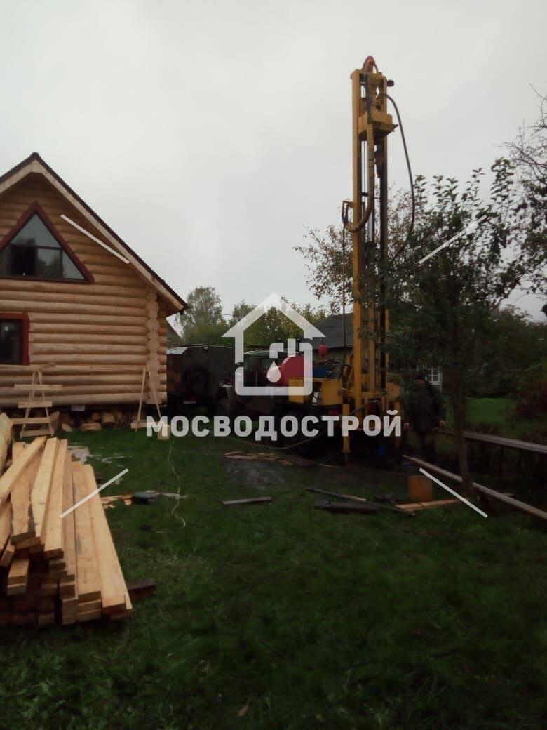 Бурение скважин на воду в Пушкино цена