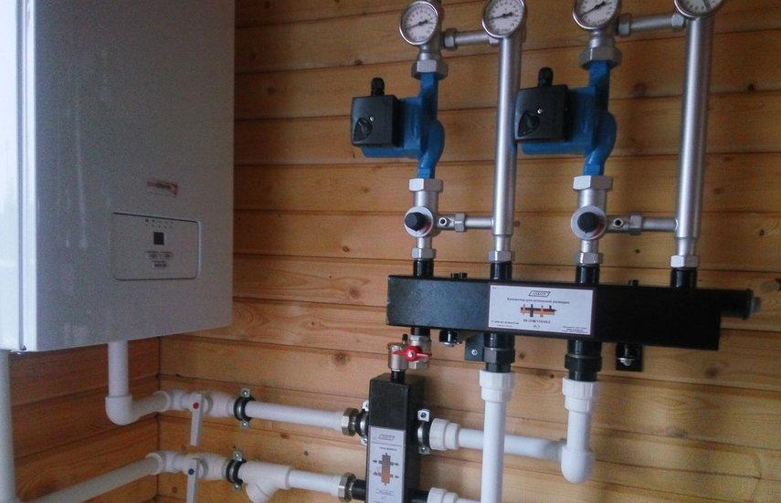 оборудование для систем отопления в частных домах
