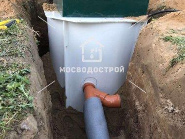 канализация под ключ цена