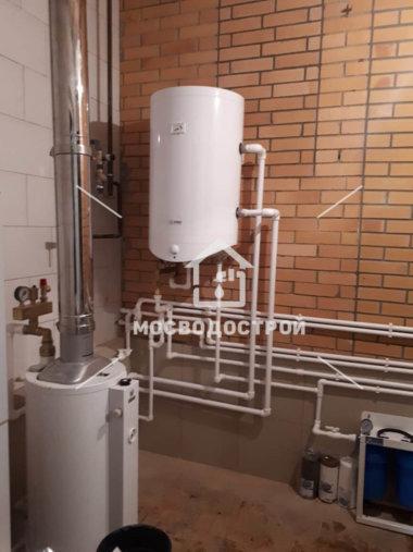 автоматические системы отопления загородного дома
