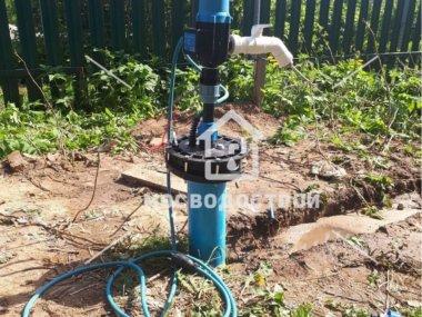 скважина на воду в Московской области