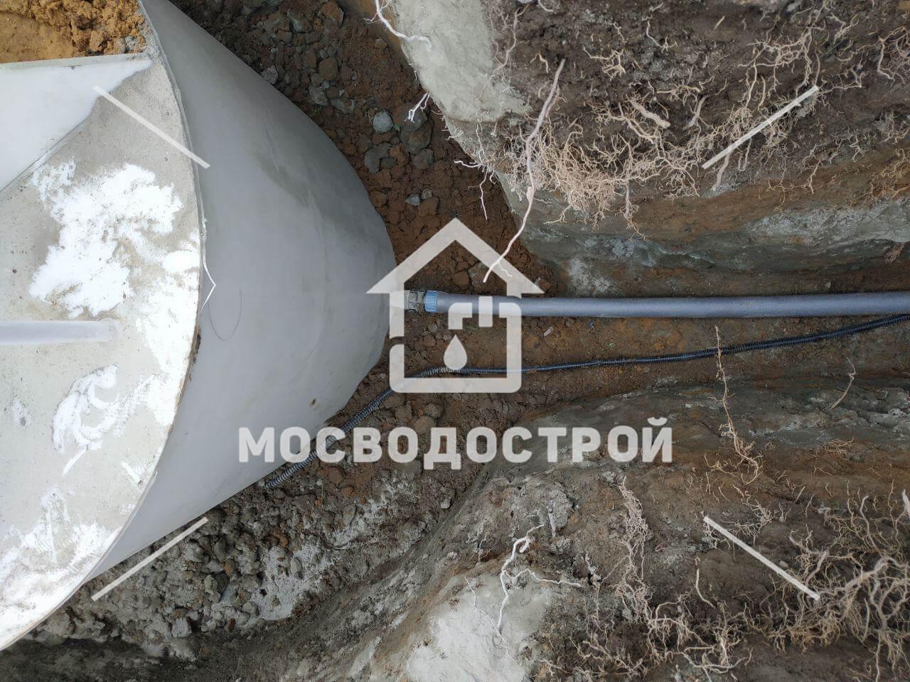 обустройство скважины в Московской области