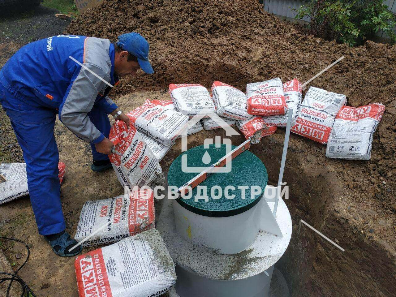 Обустройство скважины на воду в Чехове цена