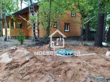 Бурение скважин на воду под ключ в Чехове