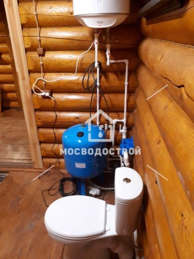 Водоснабжение из колодца в Чеховском районе