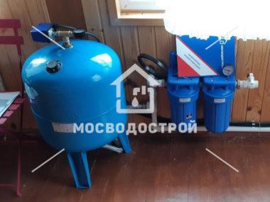 автоматическое водоснабжение из колодца